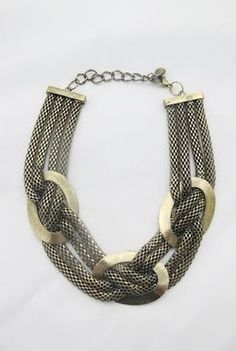 Potential #DIY necklace