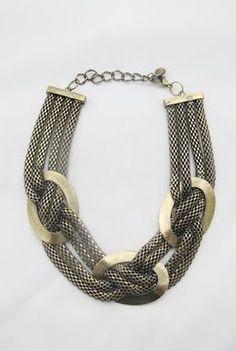 Potential #DIY necklace