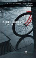 Zsolt Ágnes: A piros bicikli - A magyar Anne Frank naplója Book Logo, Anne Frank, Fiction Books, Anna, Star Wars, Film, Poster, Products, I Love Books