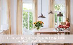 Auf unserem Blog erfährt ihr alles was ihr wissen müsst für die perfekte Fenstersitzbank! Entryway Bench, Design Projects, Windows, Interior Design, Blog, Furniture, Home Decor, Banquette Bench, Knowledge