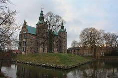 Rosenborg castle. Copenhagen. Denmark  #rosenborg #castle #castlephotography #Denmark #denmarkphotography