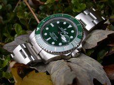 Rolex Ceramic Submariner - Green