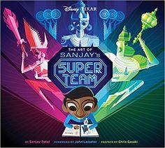 The Art of Sanjay's Super Team, 16,99€ sur Amazon.