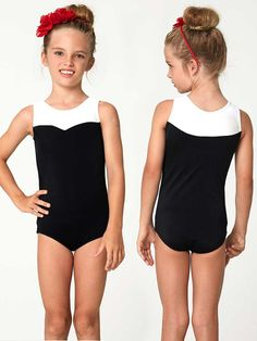 Girls swimsuit pattern PDF ballet leotard by MyChildhoodTreasures