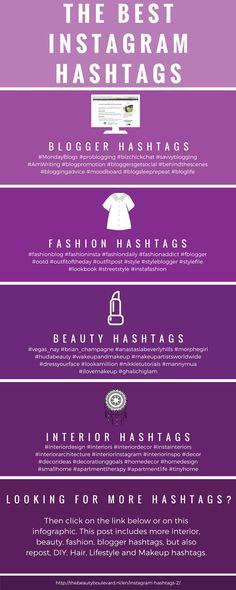 Are you looking for the best and popular Instagram hashtags to increase and double your likes? Then you are on the right place! In this blog post I share travel, food, nature, beauty, love, wedding, pets, photography, fashion, interior, repost and more ha