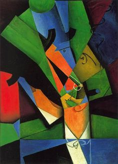 Juan Gris (cubist paint.  | Modernism & Postmodernism Midterm