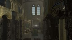 cathedral interior model_2