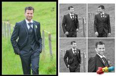 Lo sposo...