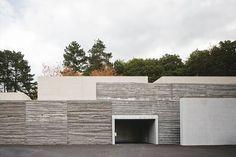 Atriumvillen Oberes Alpgut 1 in Winterthur - Peter Kunz Architektur