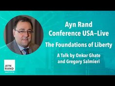 """Preview: """"Extracting Force from Society"""" by Gregory Salmieri We ask Gregory Salmieri, author and senior scholar at the University of Texas, to tell us about his upcoming Ayn Rand Conference USA–Live talk, """"The Foundations of Liberty."""" Salmieri says that the talk focuses on how the ideas of liberty developed during the Enlightenment. He notes that, today, along the entire political spectrum, there is confusion about what freedom is—and why this undermines the rule of law. He also discusses… Conference Usa, Political Spectrum, Ayn Rand, University Of Texas, Confusion, To Tell, Liberty, Law, Freedom"""