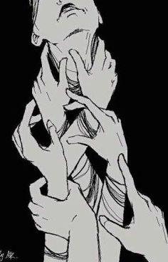 Dibujos eh ilustraciones Pregnancy j pregnancy impact factor Drawing Sketches, Art Drawings, Arte Peculiar, Character Art, Character Design, Character Inspiration, Japon Illustration, Arte Obscura, Arte Sketchbook