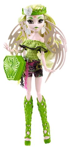 Batsy Claro | Monster High Characters | Monster High