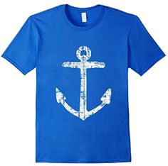 Anchor Iii Jungen T-shirt Sports Sailing Sailboat Sailor Skipper Anker Segler Mode Für Jungen T-shirts & Polos