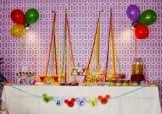 Sweet Party- o amor é doce: A Festa do Mickey
