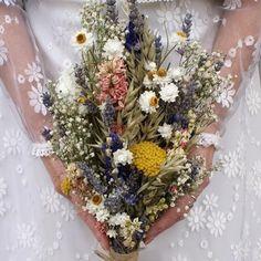 Festival Meadow Bridesmaid Bouquet
