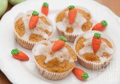 petits gâteaux aux carottes-grande