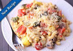 Dreamfields Roasted Vegetable Macaroni & Cheese