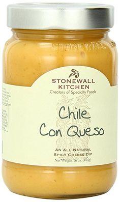 Stonewall Kitchen Chili Con Queso, 16 Ounce
