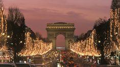 Champs Elysées Christmas