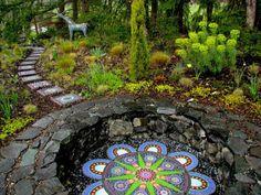 Garden - Tile