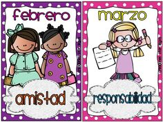 12 Meses y 12 Valores (5) - Imagenes Educativas