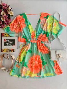 Casual Summer Dresses, Modest Dresses, Simple Dresses, Cute Dresses, Short Dresses, Girls Fashion Clothes, Teen Fashion Outfits, Girl Fashion, Girl Outfits