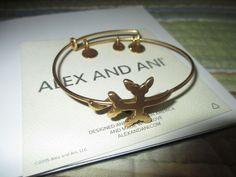 Alex and Ani Armenian Cross Wrap Russian gold new  bracelet retired #alexani
