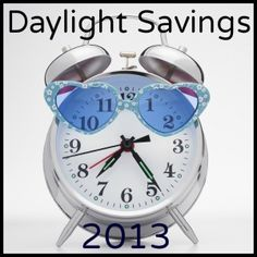2 options for surviving daylight savings #baby #toddler #infant