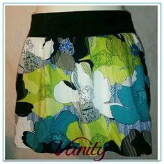 Vanity Dresses & Skirts - Flirty Multi-Color flower print Skirt