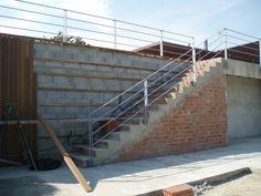 instalacin parkhouse studio escalera exteriores