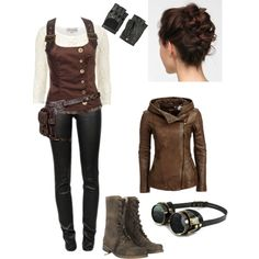 """Steam punk"" by battman42 on Polyvore"