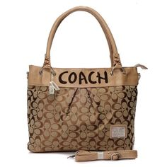Fashionable & Colorful Design #Coach #Handbag, Take Luck & Confidence Home