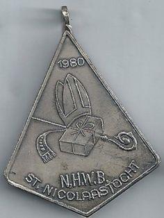 St. Nicolaastocht 1980. Noord Hollandse Wandel Bond. (N.H.W.B.)