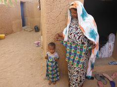 Aggiornamento da Timia, Niger, col progetto di formazione per apprendiste sarte. Ecco la storia di una delle protagoniste dell'iniziativa
