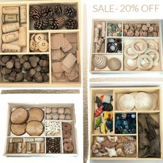 on Loose Parts Kits. Hurry, sale ending soon! Check out our discounted products now:  #etsy #etsyseller #etsyshop #etsylove #etsyfinds #etsygifts #looseparts #reggioinspired #openendedmaterials #learningthroughplay