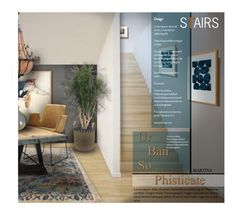 """""""Let's Stay Home"""" by thewondersoffashion ❤ liked on Polyvore featuring interior, interiors, interior design, home, home decor, interior decorating, Dot & Bo, Massif, Iman and Threshold"""