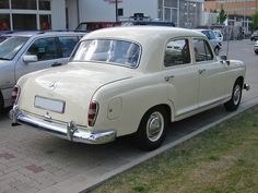 Mercedes 180 2 h sst
