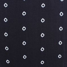 Rayon - Indigo Diamonds - for fen dress? Dressmaking Fabric, Fabric Shop, Alexander Mcqueen Scarf, Indigo, Mini, Pattern, Prints, Diamonds, Fabrics