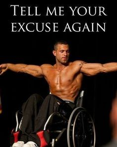 EXCUSES...or RESULTS! Don't offend those who work harder than you do! #success #health #quotes #fitness #driven #a3dlife #motivation #freedomofchoice