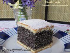 Érdekel a receptje? Kattints a képre! Küldte: Tundi konyha Hungarian Recipes, Vanilla Cake, Cheesecake, Cookies, Baking, Sweet, Food, Poppy, Drinks