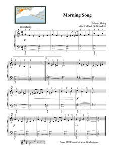 Violin Sheet Music, Music Sheets, Free Sheet Music, Piano Music, Art Music, Piano Lessons, Music Lessons, Morning Songs, Music Score