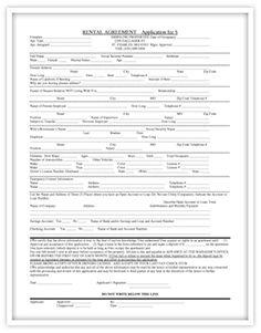 Mary bridges bridges0607 on pinterest print out lease agreement platinumwayz