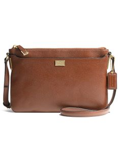 COACH MADISON NEW SWINGPACK IN LEATHER - COACH - Handbags & Accessories - Macy's