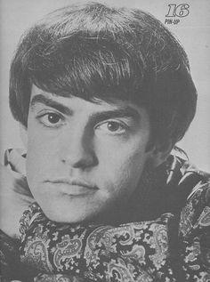 Mark Lindsay - 16 Magazine - August, 1966