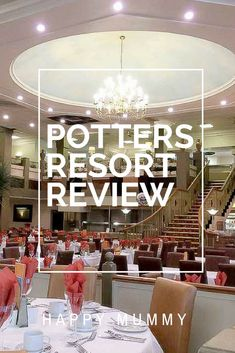 Potters Resort Review Pinnable Image