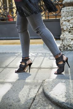 1d9d7575f Barneys Accessories Team Street Style - Fall Shoes Heels Boots