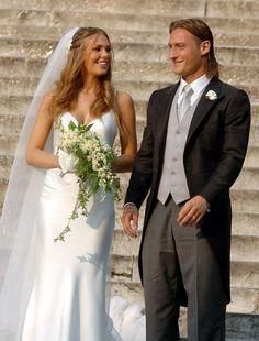 Francesco Totti e Ilary