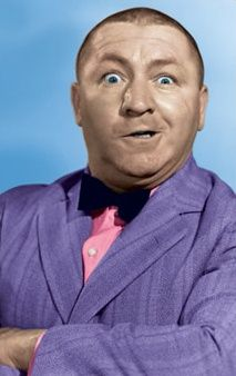 Curly Howard (The Three Stooges) (22/10/03 - 18/1/52) Age: 48 (Cerebral Haemorrhage)