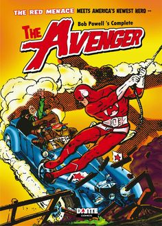 TO SPOON - THE AVENGER COMPLETE - DICK AYERS AND BOB POWELL.Fully remastered.... Spoon, Avengers, Bob, Comic Books, Hero, Comics, Bucket Hat, The Avengers, Comic Book