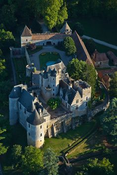 Chateau de Fayrac, Dordogne, France